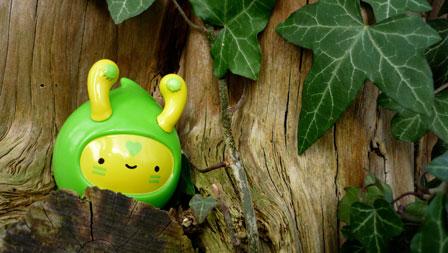 I like ivy!