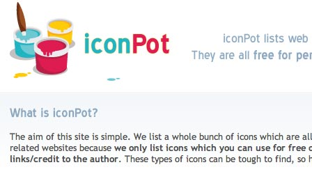 Icon Pot