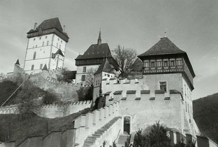 The proper castle