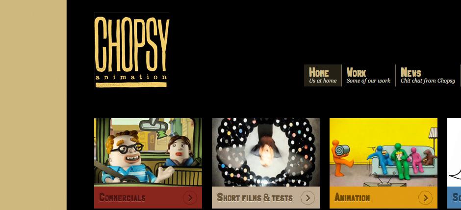 Chopsy Animation